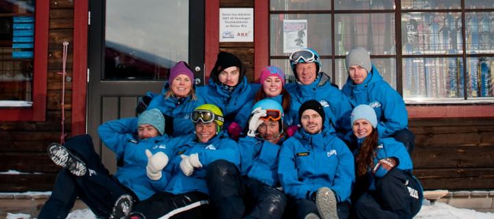 Kom till oss i vinter och åk skidor!