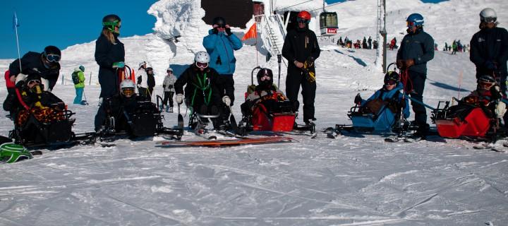 Lediga platser på KIDS skicamp v.13