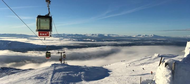 Åre Ski Test Weekend 8-10 dec